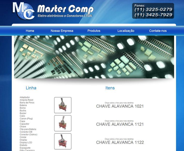 Master Comp Componentes