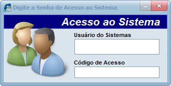 Tela 02 – Login no Sistema